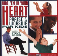 He Is Good (Hide Em In Your Heart Album Version)  [Music Download] -     By: Steve Green