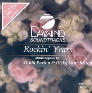 Rockin' Years, Accompaniment CD   -     By: Dolly Parton, Ricky Van Shelton