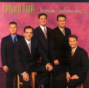 The Heritage Series, Volume 1 CD   -              By: Legacy Five