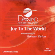 Joy to the World, Accompaniment CD   -     By: Greater Vision