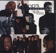 God's Property, Compact Disc [CD]  -              By: Kirk Franklin