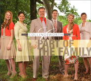 Part of the Family   -              By: The Collingsworth Family