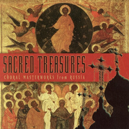 Sacred Treasures: Choral Masterworks from Russia   -