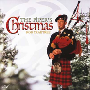 The Piper's Christmas Compact Disc [CD]   -     By: Rob Crabtree