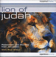 Lion of Judah CD   -              By: Paul Wilbur