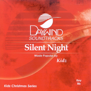 Silent Night, Accompaniment CD   -     By: Kidz