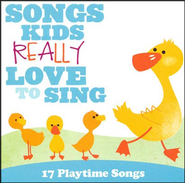 17 Playtime Songs   -              By: Kids Choir