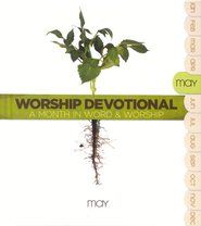 Worship Devotional: May, 2 CDs   -