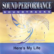 Here's My Life, Accompaniment CD   -     By: BarlowGirl