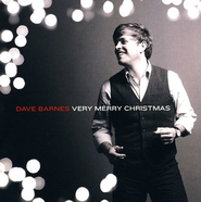 Very Merry Christmas CD   -     By: Dave Barnes