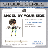 Angel By Your Side - Medium Key Track without BGVs  [Music Download] -     By: Francesca Battistelli