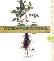 Worship Devotional: August, 2 CDs   -