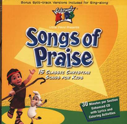 Fairest Lord Jesus  [Music Download] -     By: Cedarmont Kids