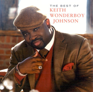 The Best of Keith Wonderboy Johnson CD   -     By: Keith Wonderboy Johnson