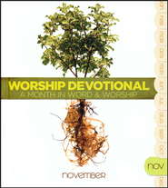Worship Devotional-November   -