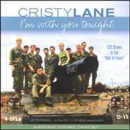 I'm With You Tonight CD   -     By: Cristy Lane
