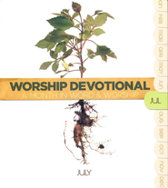 Worship Devotional: July, 2 CDs   -