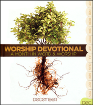 Worship Devotional-December   -