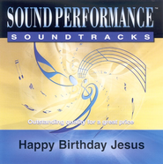 Happy Birthday Jesus, Accompaniment CD   -