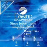 Since Jesus Came Into My Heart, Accompaniment CD   -     By: Randy Travis