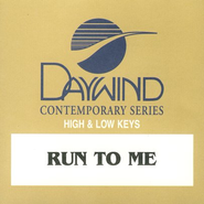 Run to Me, Accompaniment CD   -     By: Goads