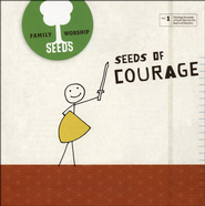 Seeds Family Worship Vol. 1: Courage CD   -