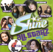 iShine All Starz, Volume 1 CD   -
