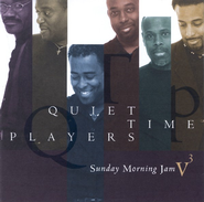 Sunday Morning Jam, Volume 3 CD   -     By: Quiet Time Players