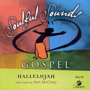 Hallelujah, Accompaniment CD   -     By: Ann McCrary
