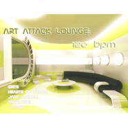 Art Attack Lounge CD   -