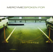 Spoken For CD   -     By: MercyMe