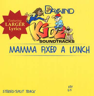 Mama Fixed A Lunch, Accompaniment CD   -