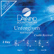 Tired Of Living Unforgiven   -     By: Crabb Revival