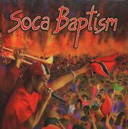 Soca Baptism, Compact Disc [CD]   -     By: Various Artists