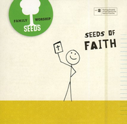 Seeds Family Worship Vol. 2: Faith CD   -