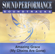 Amazing Grace (My Chains Are Gone), Accompaniment CD   -     By: Chris Tomlin