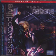 We Speak To Nations CD   -     By: Lakewood Live