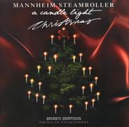 A Candle Light Christmas CD   -     By: Mannheim Steamroller