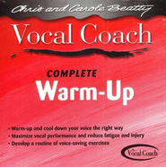 Complete Warm-Up CD   -     By: Chris Beatty, Carole Beatty