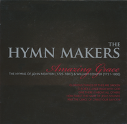 The Hymn Makers: Amazing Grace CD   -     By: The Hymnmakers
