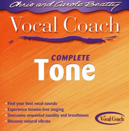 Complete Tone CD   -     By: Chris Beatty, Carole Beatty