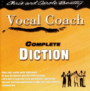 Complete Diction CD   -     By: Chris Beatty, Carole Beatty