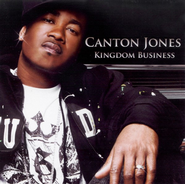 Kingdom Business CD   -     By: Canton Jones