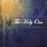 The Holy One CD   -     By: The Straight Gate Mass Choir