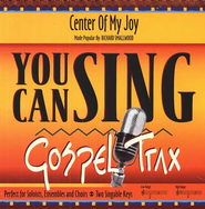 Center Of My Joy, Accompaniment CD   -     By: Richard Smallwood
