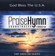 God Bless the U.S.A., Accompaniment CD   -     By: Lee Greenwood