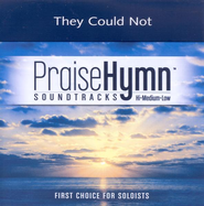 They Could Not, Accompaniment CD   -     By: Sandi Patti