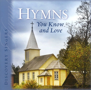 Hymns You Know and Love--2-CD Set   -     By: The Discovery Singers