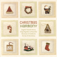 Christmas Harmony CD   -