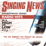 'Tis So Sweet To Trust In Jesus, Accompaniment CD   -